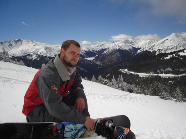 Everett Sizemore, Berthoud Pass Colorado