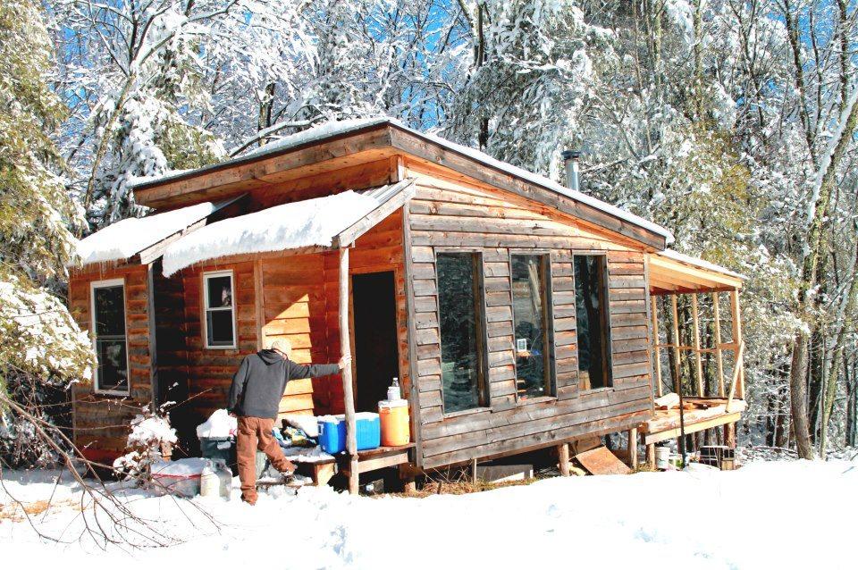 Everett's Viginia Cabin